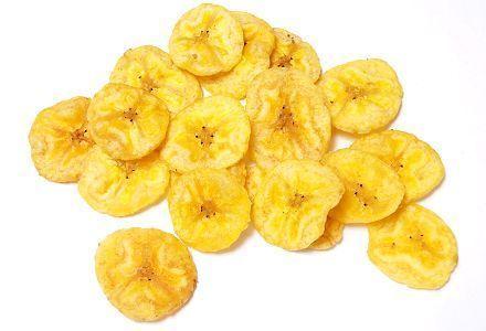Chips De Banane Nature