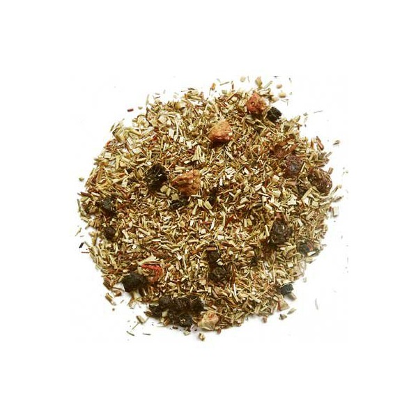 Rooibos Vert . Fruits Rouges 100Grs.