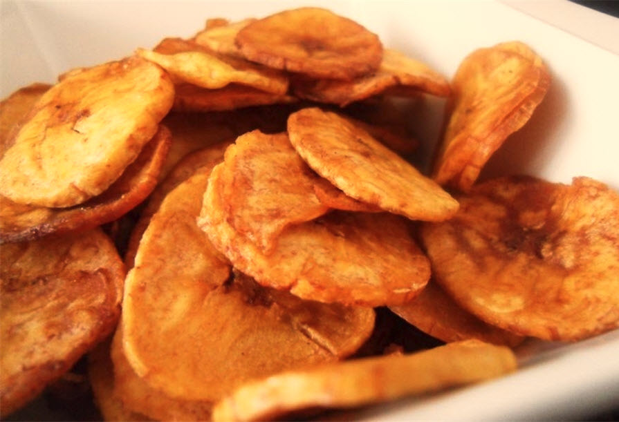 Chips De Banane Pimente 50 Grs