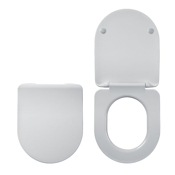 ABATTANT WC EXTRA-PLAT AMIRAL