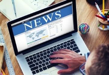 écran ordinateur news actualités