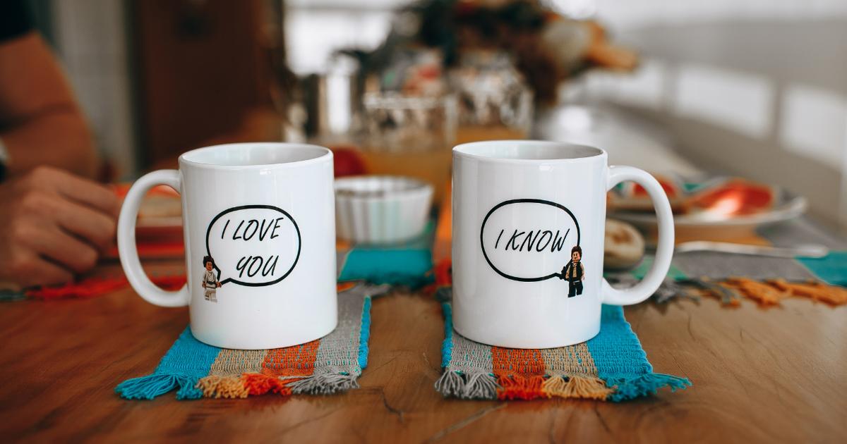 personnalisation mugs et tasses