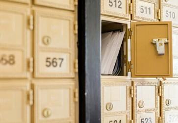 boites postales pour la domiciliation de siege social