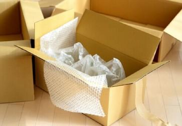 carton d'emballage pour expedition de colis