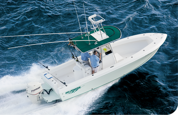 Bateau Bluewater Offshore 23t