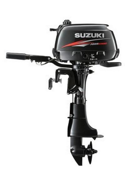 Suzuki Marine Gamme Portable DF 4