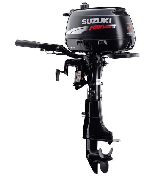 Suzuki Marine Gamme Portable DF 5