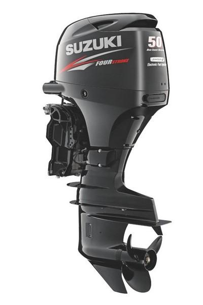 Suzuki Marine Gamme Sport DF 50AV
