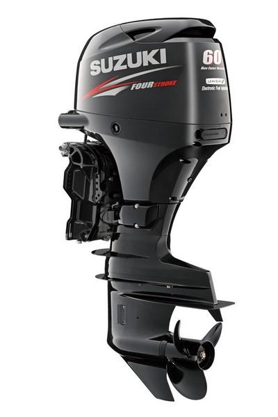 Suzuki Marine Gamme Sport DF 60A