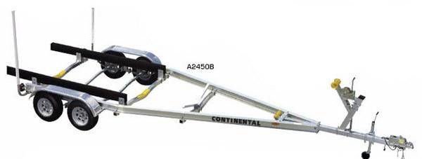 Remorque Continental A2450B