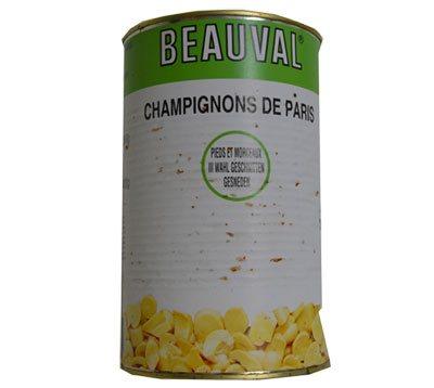 Champignons de Paris (Bte 5/1) BEAUVAL