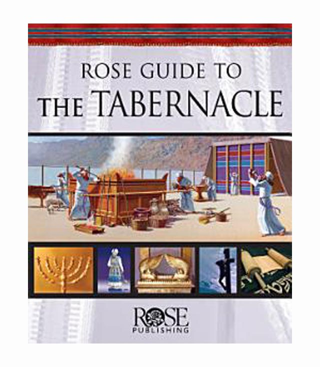 Rose Guide to the Tabernacle Book