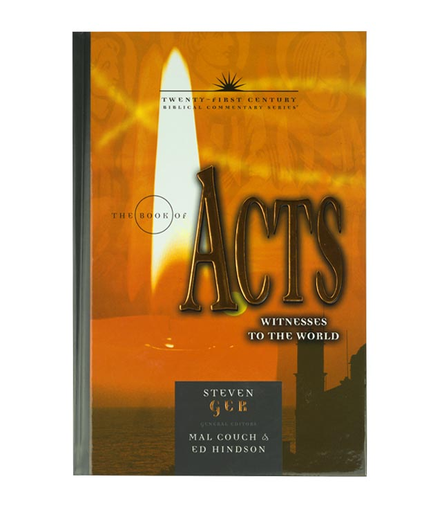 Acts: Witnesses to the World Book