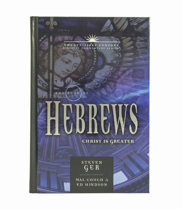 The Book of Hebrews: Christ is Greater