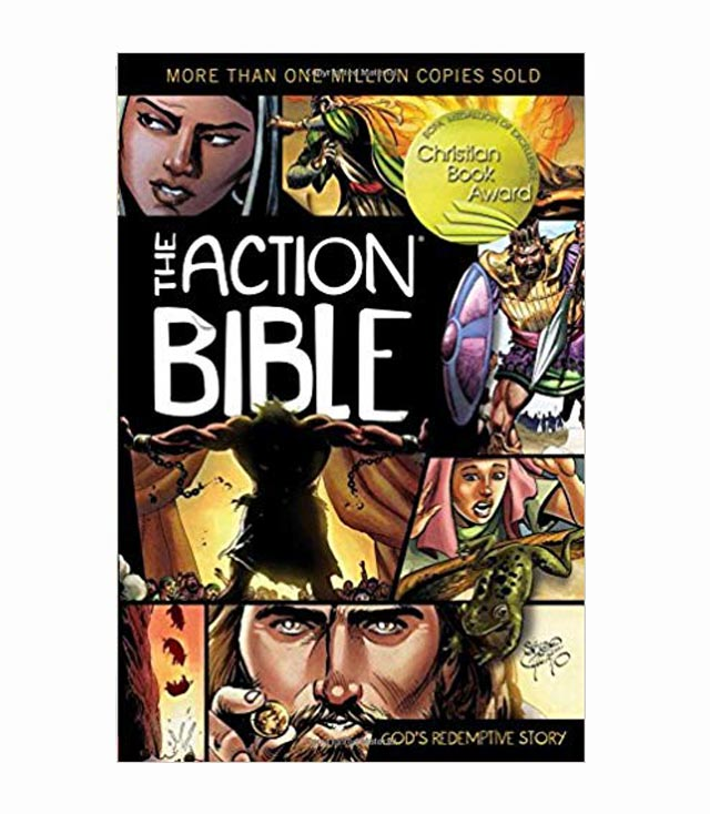 The Action Bible Adventure Book