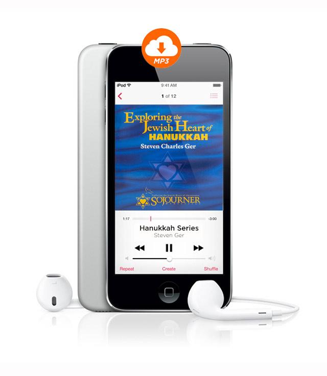 Exploring the Jewish Heart of Hanukkah - MP3