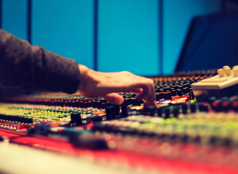 AVID Pro Tools Production 2 Course