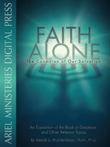 Faith Alone: The Condition of Our Salvation E-Book (mobi)