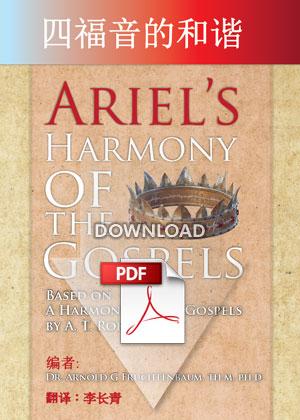 Ariel's Harmony of the Gospels (Chinese - PDF)