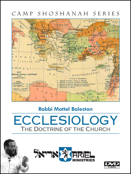 ECCLESIOLOGY: The Doctrine of the Church