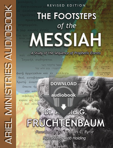 The Footsteps of the Messiah (Audiobook)