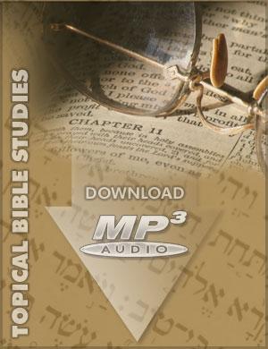Channukah: The Feast of Dedication (Lights) - MP3