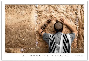 A Thousand Prayers - Art Poster