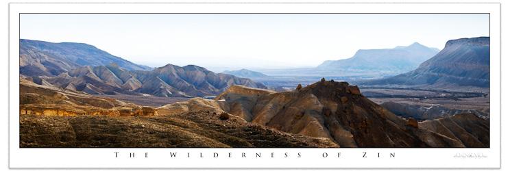 The Wilderness of Zin - Art Poster
