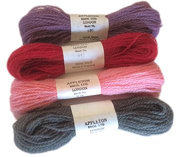 Appletons threads