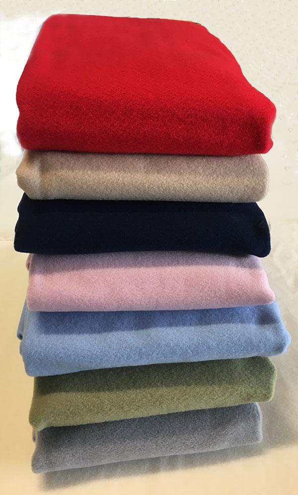 Cashmere Bassinet Blankets