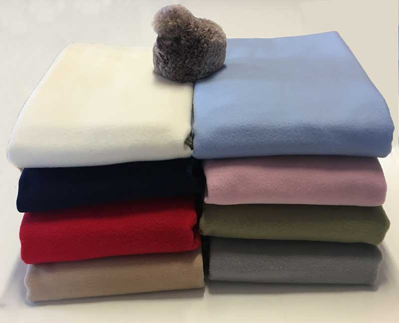 Cashmere Cot Blankets