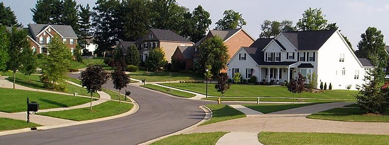 hoa services single family homes