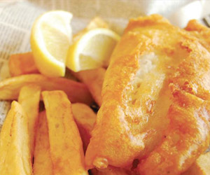 duffy's breaded fish and chips