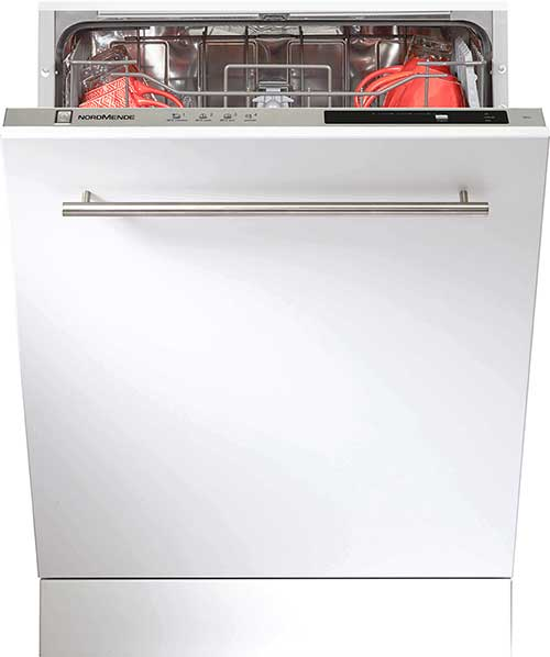 60cm Integrated Dishwasher