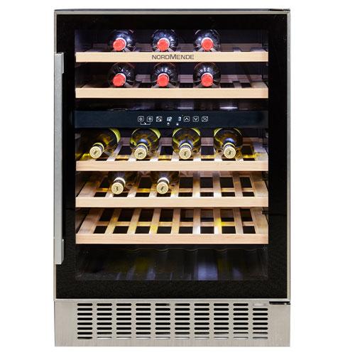 60cm Dual Zone Wine Cooler