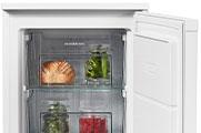 48cm Freestanding Under Counter Freezer