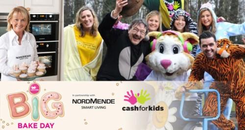 NordMende Sponsors Cash 4 Kids