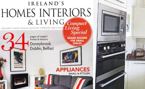 Surprise Feature of NordMende in Ireland's Homes Interiors & Living