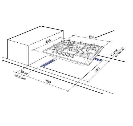 HGW703IX drawing