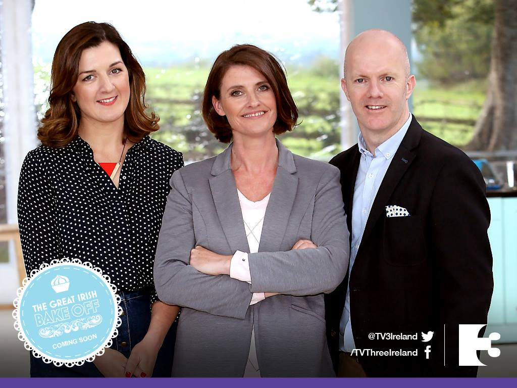 The Great Irish Bake Off returns on Sunday 25th October