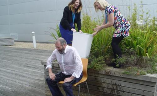Richard Broderick's ALS Ice Bucket Challenge