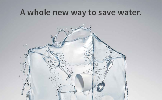 A Whole New Way To Save Water
