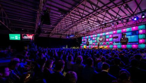 NordMende Provide Digital System at Web Summit
