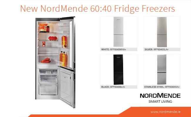 New NordMende 60:40 Refrigeration