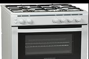 50cm Freestanding Gas Cooker