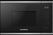 Slim-Depth Microwave