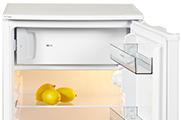 55cm Fridge with Ice Box
