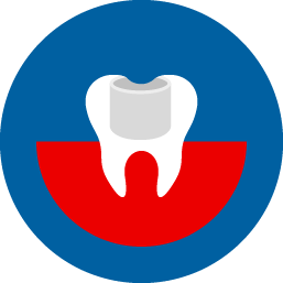 chipped tooth icon