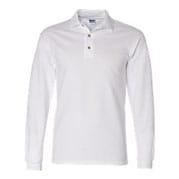 SLHS Men's Long Sleeve Pique Sportshirt