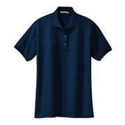 SLHS Ladies' Silk Touch Pique Sportshirt
